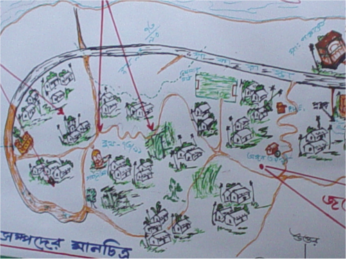 Social Map Orissa