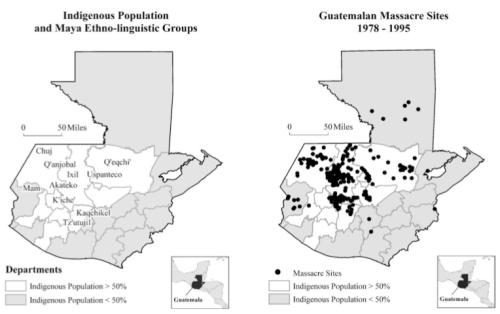 Guatemala massacres