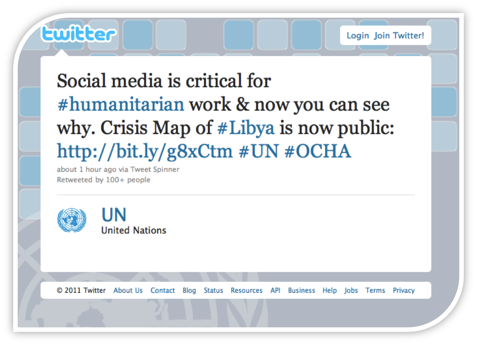 The Case for Readability of Crisis Communications in Social Media