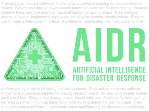 AIDR logo