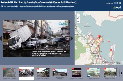 YolandaPH Crisis Map 1