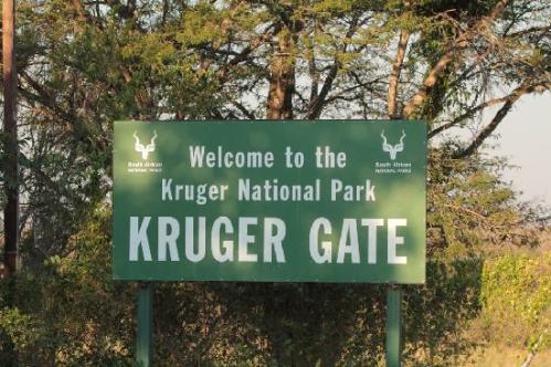 kruger-gate-sign