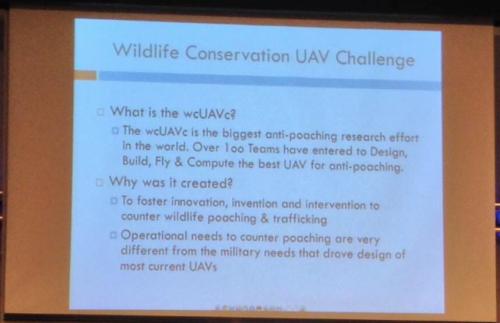 Wildlife challenge