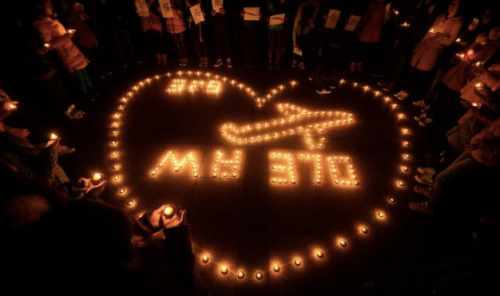 MH370 Prayers