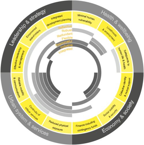 City Resilience Framework