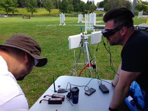 FPV Goggles Quadcopter