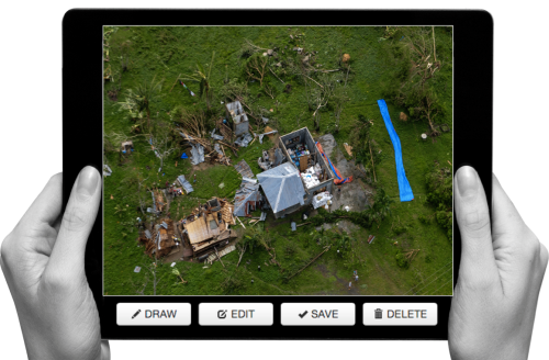 Aerial Clicker