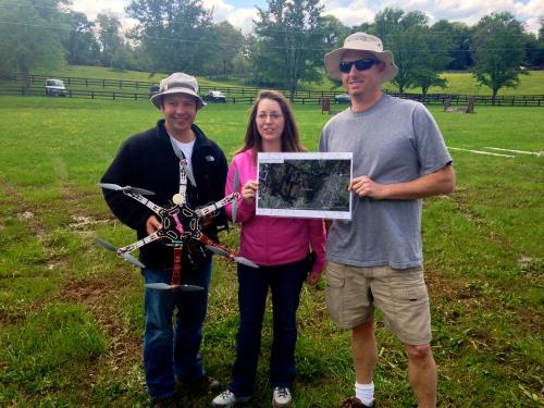Winning UAV
