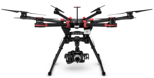 DJI S900