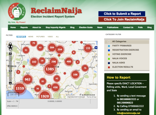 Reclaim Naija