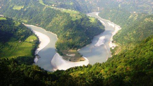 kali-gandaki-river